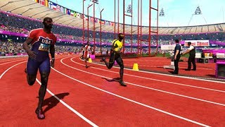 London 2012: The Official Video Game of the Olympic Games Gameplay (PC HD)