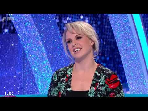Joanne Clifton's Choreography Corner on It Takes Two || 2nd October 2017