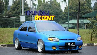 Mobil Sedan Hyundai ACCENT Ceper MAMPUS смотреть