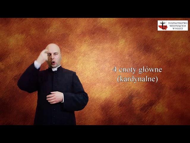 Modlitwy migane - 4 Cnoty Główne