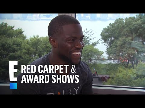 "Kevin Hart Says He'll Be the Hottest Star on ""Jumanji"" 