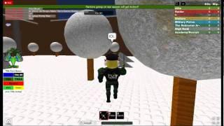 ROBLOX Raid RAI VS TRA