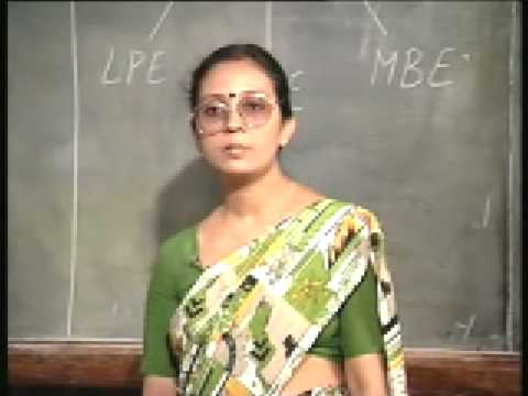Lecture - 7 Crystal growth Contd + Epitaxy I
