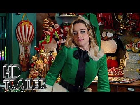 Last Christmas – Movie Trailer (New 2019) Emilia Clarke, Henry Golding Romance Movie