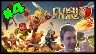Clash of Clans #4 - Hradový klan! | SK Let's play | HD