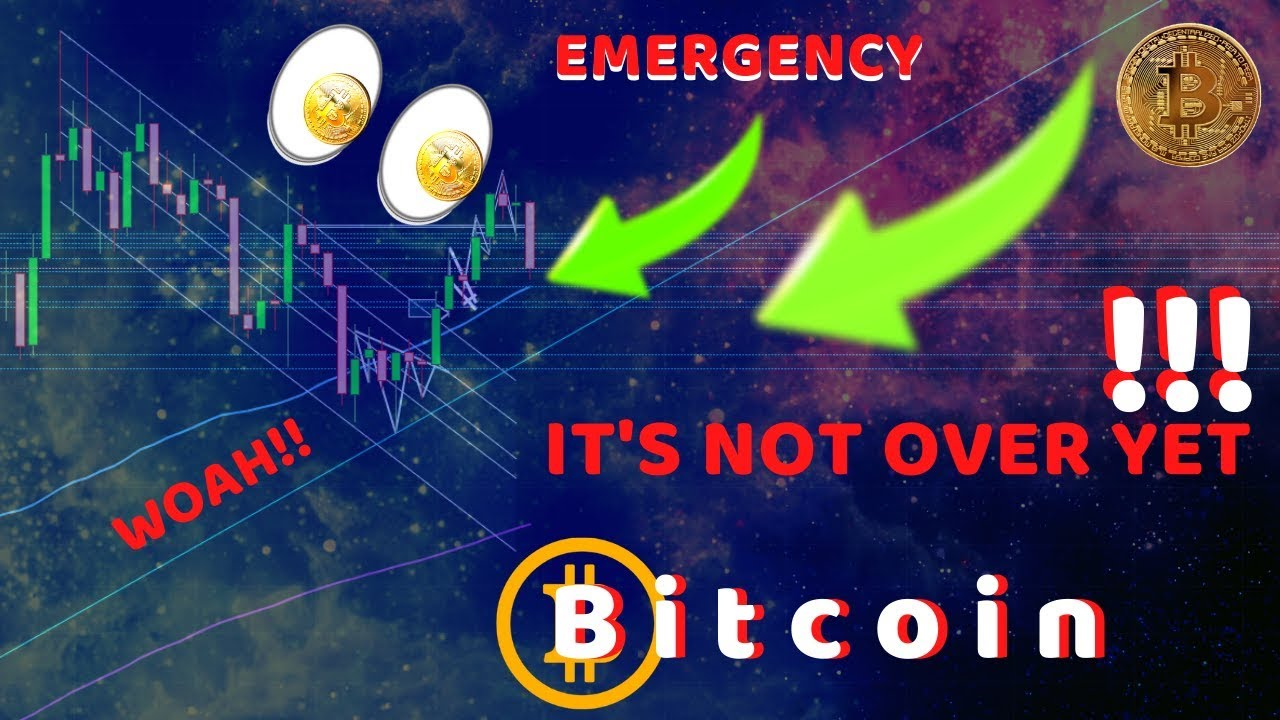IT'S NOT OVER!! BITCOIN MASSIVE DUMP – BUT WHY?? THE TRUTH IS SHOCKING