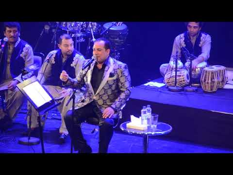 Rahat Fateh Ali Khan - Jiya Dhadak Dhadak Jaye / Live performance in Oslo Norway 2017 Mp3