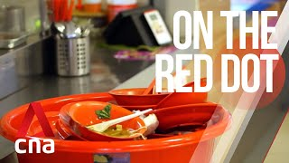 CNA | On The Red Dot | S7 E27 - Fit for Kids: Getting students to reduce food waste