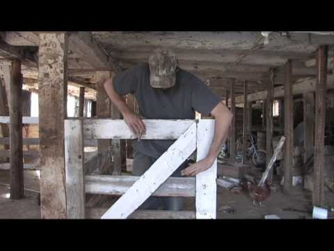 building-pen-for-sheep-homesteading-for-beginners-vol-4-episode-1-part-1