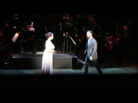 """How Could I Ever Know"" Sierra Boggess, Ramin Karimloo"
