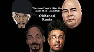 THOTIANA OLD SCHOOL REMIX Feat. Fat Joe, 50 Cent, Snoop Dogg