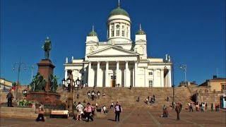 HELSINKI, Finland / Finlandia - Travel , City tour, turismo, viaje / Visit Helsinki tourism 2013 Travel Video
