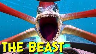 THE BEAST! - Subnautica - Ep.3