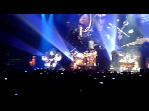 """Rush - """"Subdivisions w/opener"""" - Clockwork Angels Tour - Manchester NH - 9-7-2012 - Filmed in HD"""
