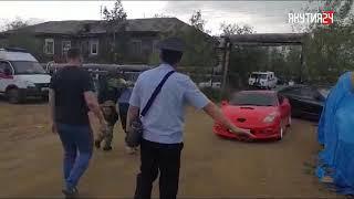 Житель Якутска открыл стрельбу, пострадавших нет