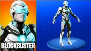 Let's find out what the mystery skin is. Fortnite season 6