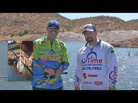 Fishing With Johnny Johnson -  With Brian Boyer - Fly & A Bubble