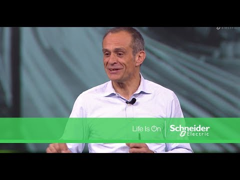 Innovation Summit Paris 2018 - Keynote de Jean-Pascal Tricoire - Schneider Electric