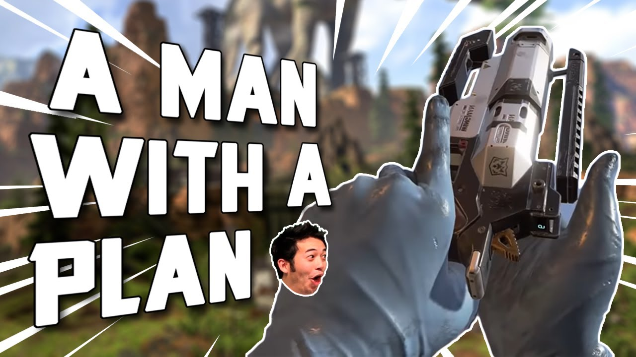 A MAN WITH A PLAN | Apex Legends Ranked
