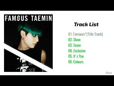Taemin Japanese Album