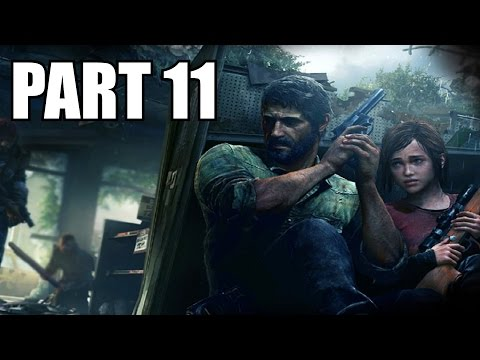 The Last of Us Remastered Grounded Walkthrough Part 11 - Pittsburgh No Damage PS4