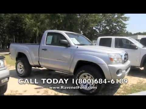 2006 toyota tacoma prerunner sr5 charleston car videos review for sale ravenel ford sc youtube. Black Bedroom Furniture Sets. Home Design Ideas