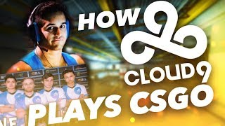 FREAKAZOID REACTS TO: HOW CLOUD9 REALLY PLAYS CS:GO thumbnail
