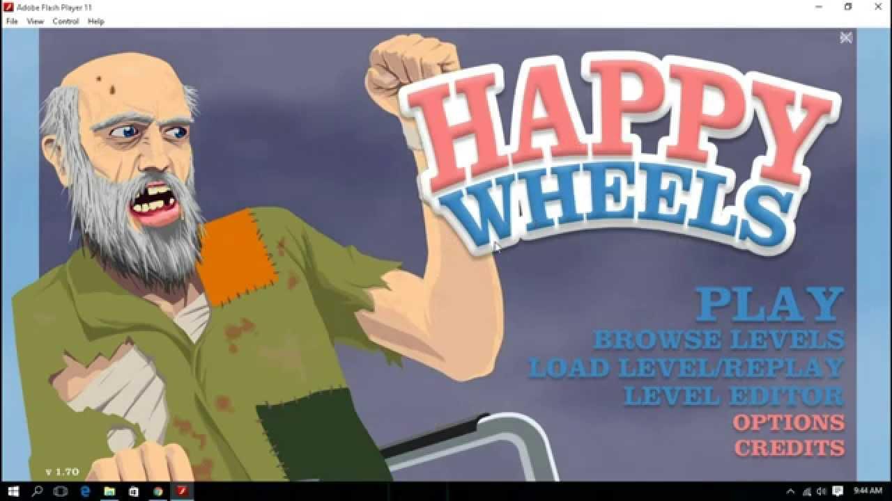Happy Wheels Full Version