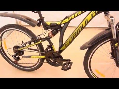 Обзор велосипеда Formula Stark 24''