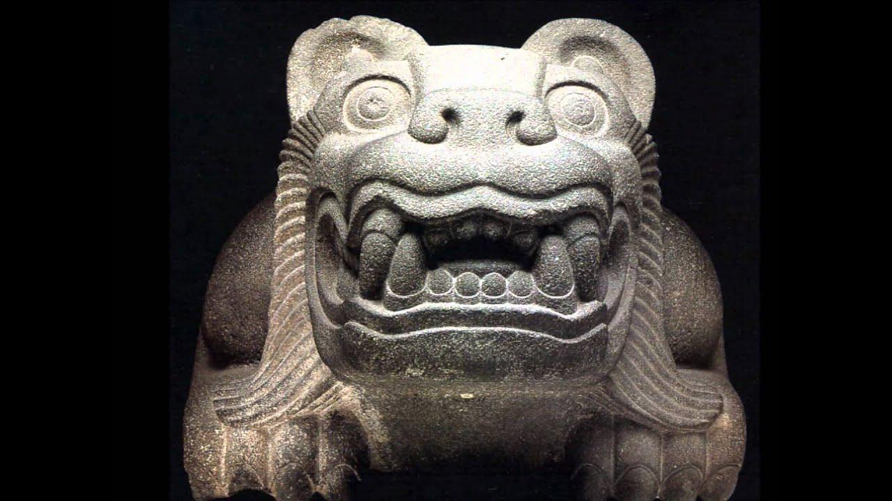 cultura azteca.wmv - YouTube