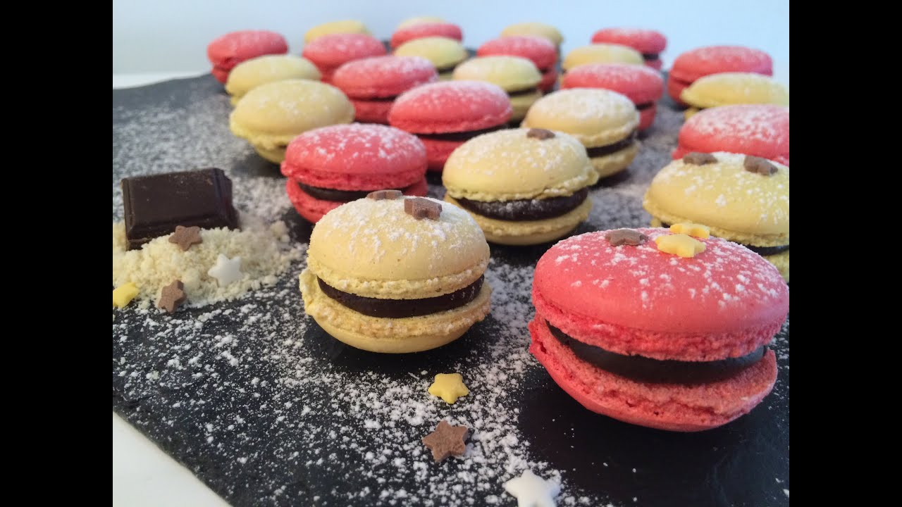 macarons inratable et facile - youtube