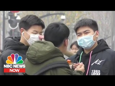 U.S. Evacuates Citizens From China As COVID-19 Death Toll Rises   NBC News NOW