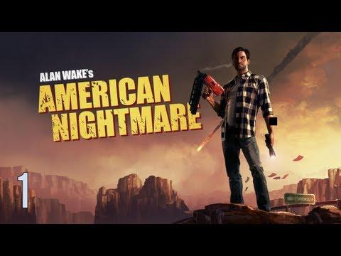 Прохождение Alan Wake's American Nightmare (перевод и коммент) Ч. 1 poster