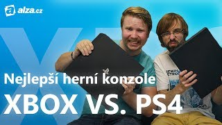 Xbox One X vs. PlayStation 4 Pro | Vybíráme nejlepší herní konzoli | Alza.cz