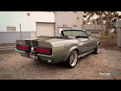 1968 Ford Mustang Convertible Eleanor - Used Car Ad Video - Find Me Cars