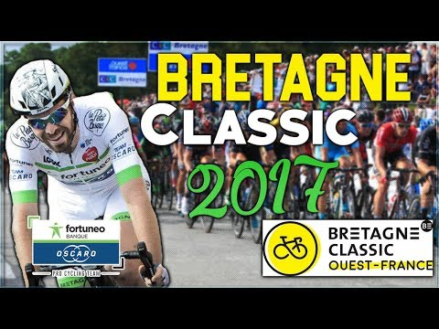 BRETAGNE CLASSIC OUEST - FRANCE 2017