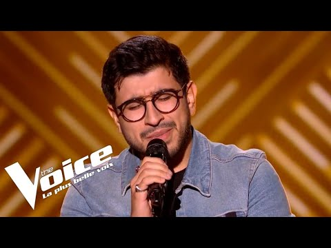 Alicia Keys - If I Ain't Got You | Marouen | The Voice 2019 | Blind Audition