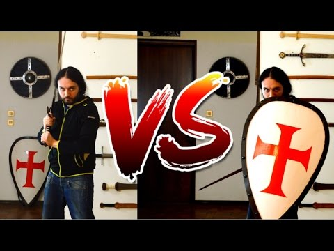 Sword & Shield? Two Handed Sword? My Preference Based On History/Sparring
