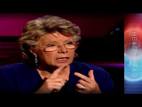 Head to Head - Head to Head - Viviane Reding (Web extra)