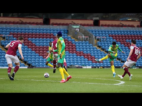 Burnley v West Bromwich Albion highlights