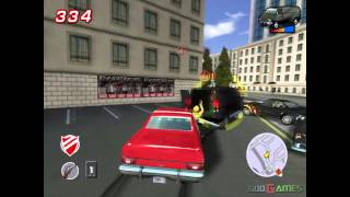 Starsky & Hutch - Gameplay PS2 HD 720P