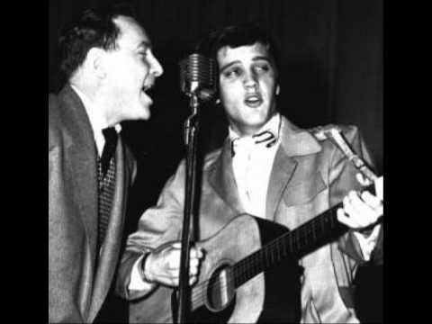 Elvis Presley with Celebrities - 1950s