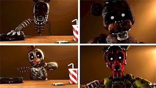 Five Nights At Freddy's 6 The Joy Of Creation Interviews [SFM FNAF]