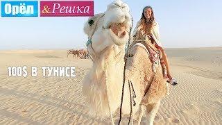 #18 Райский Тунис. Где спрятали бутылку! Орёл и Решка. Рай и Ад