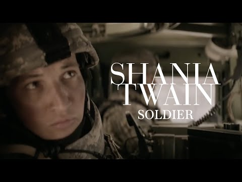 Shania Twain - Soldier (Music Featurette on Thank You For Your Service Trailer)
