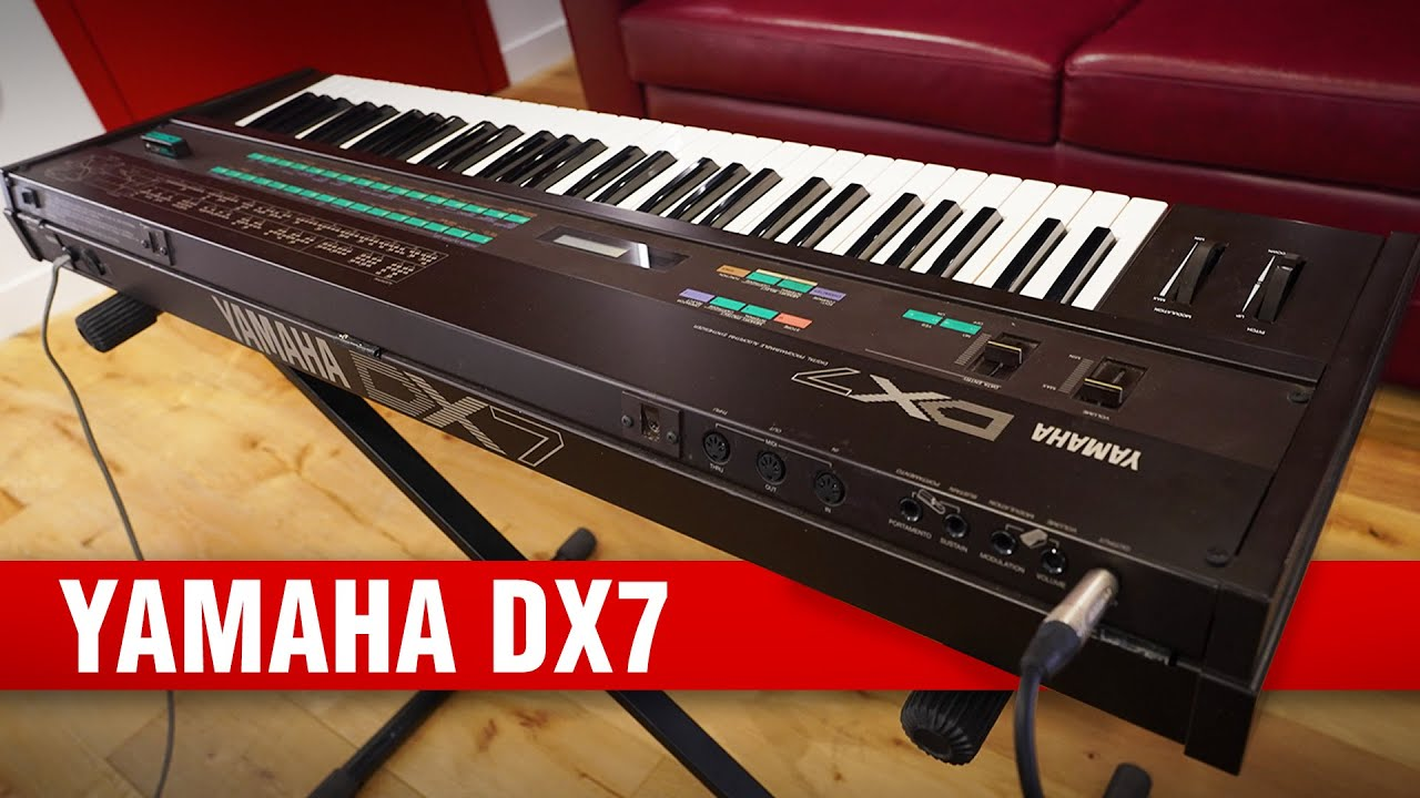 Download The Yamaha DX7 Dream Synthesizer