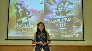 Bhagwan Hai KAhn Re Tu, Pk , Saumya Sharma, Delhi Audition Master of Mic
