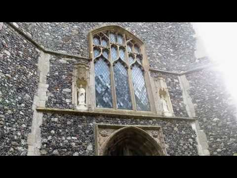 St Peter and St Paul -  Hoxne  - Suffolk