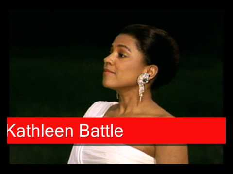 Kathleen Battle: Mozrt - Le Nozze di Figaro, 'Deh vieni, non tardar'