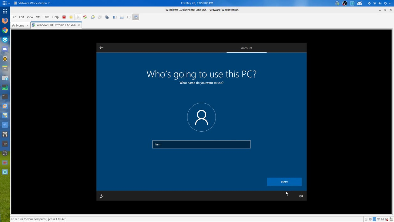 Windows 10 Extreme Lite Install and Demo